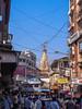 Mumbai 2015 (hunbille) Tags: india mumbai bombay birgittemumbai2lr mumba devi temple shri mumbadevitemple mumbadevi zaveri bazaar zaveribazaar bazar market