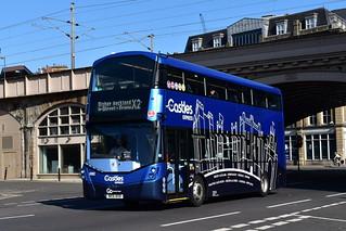 6302 NK16BXB Newcastle X21