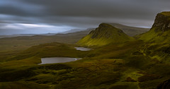 scottish landscape (cfaobam) Tags: scotland europe scottish landschaft ufer langzeitbelichtung long exposure landscape water travel photography europa nature national geographic cfaobam wasser sony a7r globetrotter outdoor himmel gras see berg