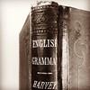 Raising the Bar (arrjryqp6) Tags: education language binding oldleather leather spine book english grammar raisingthebar flickrfriday