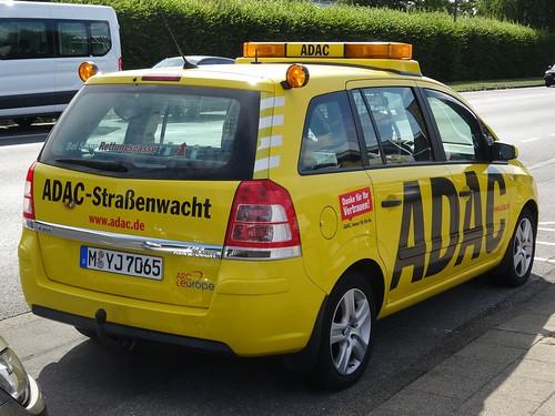 "Opel Zafira ""ADAC-Straßenwacht"""