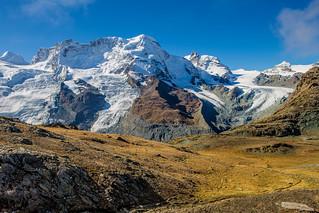 Gornegrat, Zermatt, Switzerland / SML.20150919.6D.34107
