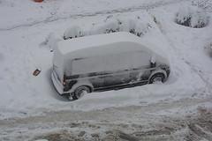 Being trapped in the snow (Kirlikedi) Tags: despair minibus passenger prisoner public snow snowfall transport transportation travel white