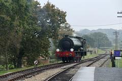 No WD198 at Smallbrook junction (Elsie esq.) Tags: 060st hunslet isleofwight locomotive railway saddletank tanklocomotive