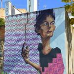 Mural, Penelles, la Noguera, Lleida. thumbnail