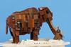 Time Isles: Ice Age (Brick.Ninja) Tags: lego ice age mammoth