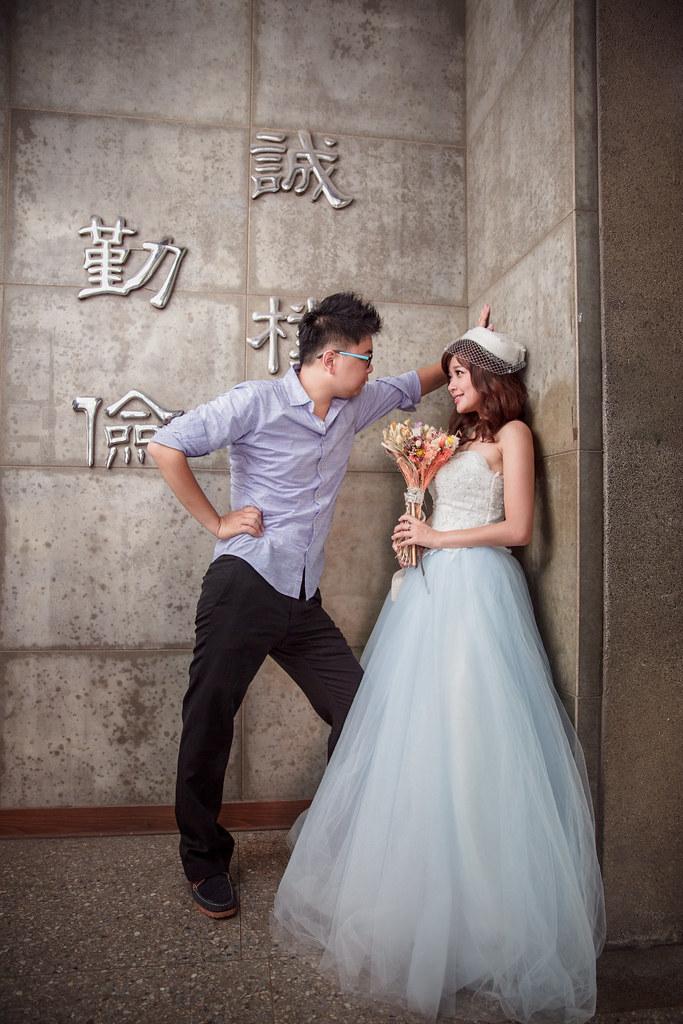 015清新自然 自主婚紗