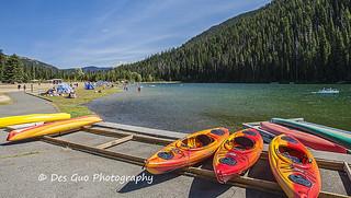 Lightning Lake, E. C. Manning Provincial Park, British Columbia