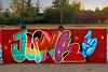 Junk (Walls of Belgrade) Tags: belgrade beograd streetart serbia spraypaint wall danube riverquay graffiti mural junk