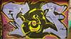 Malice: 'TSF'... (colourourcity) Tags: streetart streetartnow streetartaustralia graffiti melbourne burncity awesome colourourcity nofilters malice tsf cls gbs