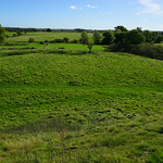 Site of the Trial & Execution of Mary, Queen of Scots - The Inner Bailey at Fotheringhay Castle thumbnail