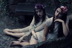 Spirits by Sus Blanco - Models: Inés & Ana