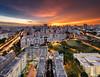 Whampoa Skyline (bing dun (nitewalk)) Tags: singapore whampoa night hdb epic sunset laowa 12mm sony a7r