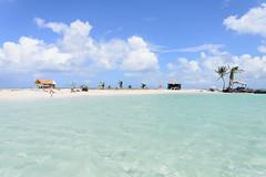 Guadeloupe, France - Ilet Caret (GlobeTrotter 2000) Tags: beach caret fajou france guadeloupe ilet sea boat clear cristal island paradise pristine sand tourism tropical visit water