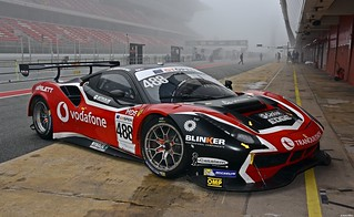 Ferrari 488 GT3 / Miguel Ramos / PRT / Mikkel Mac / DNK / Spirit of Race