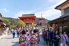 Niomon Gate (Terry (α)) Tags: kiyomizudera kyoto niomon gate buddhist building temple