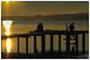 IMG_0744 fin (fotokunst_kunstfoto) Tags: stimmung abendstimmung mood begegnungen encounter emotions silhouette silhouett silhouetten schattenbilder umriss kontur konturen schattenriss