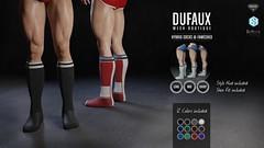 DUFAUX @ FAMESHED NOVEMBER (luca.dufaux) Tags: luca dufaux socks belleza signature aesthetic jake second life mesh gianni enzo