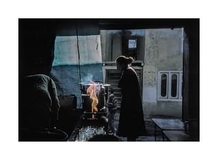 Chai shop.    ( Gangtok- Sikkim ) 1994
