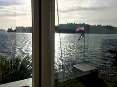 2017 YIP Day 295: Another Sunday morning (knoopie) Tags: 2017 october iphone picturemail pointwhite bainbridgeisland water sky 2017yip project365 365project 2017365 yiipday295 day295