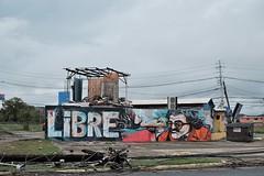 Free (Carlos A. Aviles) Tags: building edicicio huracan hurricane storm