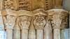 DSC8803 Capiteles de la  Iglesia de San Esteban, siglo XII, Moradillo de Sedano (Burgos) (Ramón Muñoz - ARTE) Tags: iglesia de san esteban siglo xii moradillo sedano burgos arte románico arquitectura románica templo escultura pantocrátor