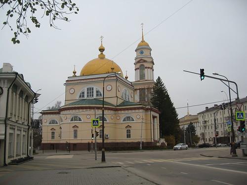 Липецк Собор ©  Grigory Gusev
