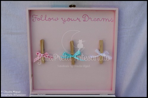 "Caixa ampla ""Dreamcatcher"""