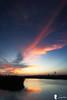 2017-09-30 貴陽抽水站日落 (Steven Weng) Tags: 貴陽抽水站 日落 台灣 台北 霞光 taiwan taipei canon ef1740 sunset 雲 cloud