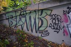 Seattle Graffiti  BLINK (stinkaholic) Tags: graffiti seattle art can spray paint blink