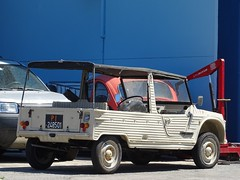 1976 Citroen Mehari (Alessio3373) Tags: cars oldcars classiccars autoshite youngtimers targhenere blackplates citroen mehari citroenmehari worldcars