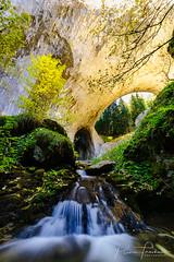 Marvellous Bridges (Plamen Troshev) Tags: bridge autumn amazing marvellous wonders waterfall river rodopimountain view new nature landscape leafs explore