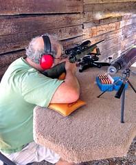 250e (BDC Photography) Tags: bandera texas usa remington model700tactical 308winchester benchrest apple iphone5 banderagunclub hsprecision timneycalvinelitetrigger