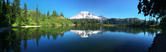 Mt Rainier National Park (Ron Reason) Tags: mt mount rainier national park washington hiking camping backpack backpacking lake mountain river forest wow wild wilderness tent