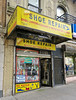 Express Shoe Repair, New York, NY (Robby Virus) Tags: newyorkcity newyork nyc ny manhattan bigapple city classic boris shoe repair washington heights front storefront cobbler express