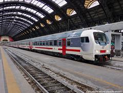 50 83 80-98 105-2 I-TI npB (Luca Adorna) Tags: ic intercity pilota pilotaz pilotaz1 icsun intercitysun ti trenitalia milano milan milanocentrale stazionemilanocentrale urban italianrailways italianrailway