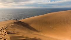 Dunas de Concón, Viña del Mar. Chile (Eugercios) Tags: dunas arena sand chile viña del mar viñadelmar concon landscape desert desierto ocean oceano pacific pacifico paisagem paisaje oranje naranja