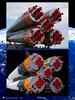Minifig-scale LEGO Soyuz-1-15 Soyuz-FG (Kei_Kei_Flic) Tags: lego soyuz rocket spacecraft russia soviet roscosmos nasa anniversary 7kok ms cosmonaut komarov firstflight 50years лего союз роскосмос ссср россия космонавт комаров поминовение первыйполет 50лет