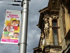 summer in Bucharest - Romania (ashabot) Tags: romania travel traveldiaries 2017 streetscenes seetheworld street