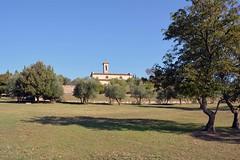 Una pieve sulle colline del Chianti (giorgiorodano46) Tags: settembre2016 september 2016 giorgiorodano nikon toscana tuscany italy chiesa church pieve campagna countryside chianti