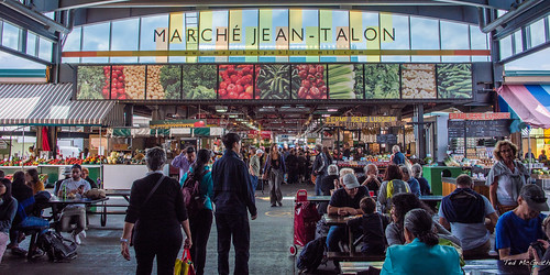 2017 - Montreal - Marché Jean-Talon