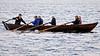 Rowing boat in the waters of Stockholm (Franz Airiman) Tags: ro row roddbåt rodd rowing rowingboat rowboat rorsman oarsman saltsjön stockholm sweden scandinavia båt boat