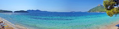 Formentor beach panorama (akovt) Tags: mallorca beach sea panorama water