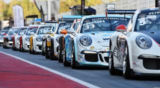 Porsche Carrera Cup France / GT3 Cup Challenge  Benelux