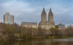 62403-New-York (xiquinhosilva) Tags: 2016 centralpark lake manhattan nyc newyork newyorkcity park therambleandthelake usa unitedstates us