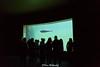 Faszination (Marc Wildenhof) Tags: valència comunidadvalenciana spanien es oceanográfico oceanografic aquarium zoo spain europa eu valencia tier menschen silhouetten faszination seehund emotionen robbe säugetier mammal wasser dunkel licht