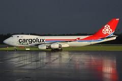 Cargolux Italia  Boeing 747-4R7(F/SCD) LX-RCV (widebodies) Tags: luxemburg luxembourg lux ellx widebody widebodies plane aircraft flughafen airport flugzeug flugzeugbilder cargolux italia boeing 7474r7fscd lxrcv