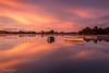 IMG_1712 - Edited Water Mark-2 (debraduncan1960) Tags: lochs boats reflections sunrise lochrusky scotland