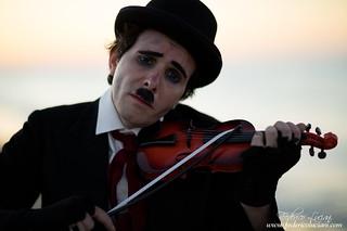 Charlie Chaplin - Cosplay