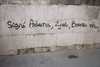"#Manif10octobre #Nantes #GameOfTags: ""Signé Adama, Zyed, Bouna etc."" #violencespolicieres (ValK.) Tags: gameoftags loitravailxxl pjlterrorisme loitravail cabanedupeuple etatdurgencepermanant maisondupeuple nantes politique valk demonstration fonctionpublique graff graffiti greve intersyndicale manifestationunitaire social tag france fr"